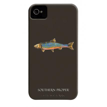 iPhone Case Brown Trout